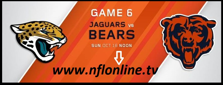 Chicago vs Jacksonville stream