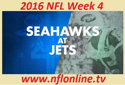 Seattle Seahawks vs New York Jets LIVE