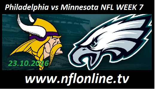 Philadelphia Eagles vs Minnesota Vikings