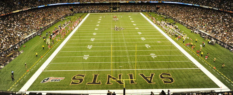 Live New Orleans Saints