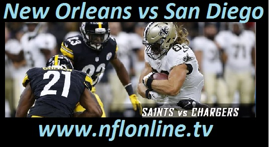 New Orleans vs San Diego