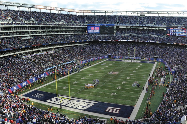 Live New York Giants
