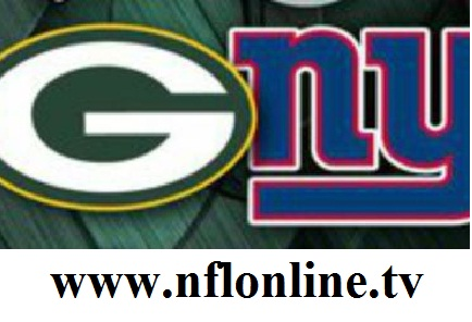 New York Giants vs Green Bay Packers live