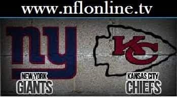 New York Giants vs Kansas City Chiefs