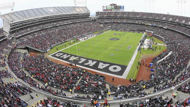 Live Oakland Raiders