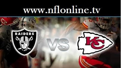 Oakland vs Kansas City