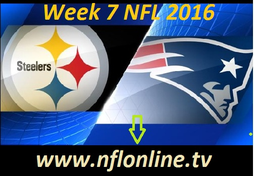 Patriots vs Steelers