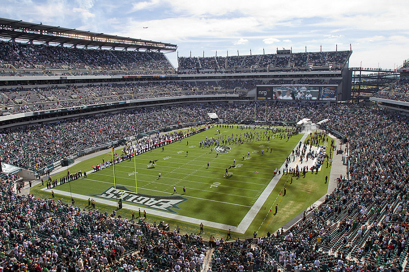 Eagles stadium