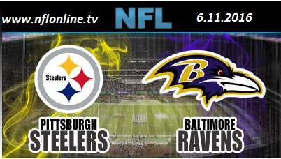Pittsburgh vs Baltimore live