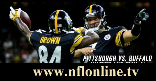 Pittsburgh vs Buffalo live