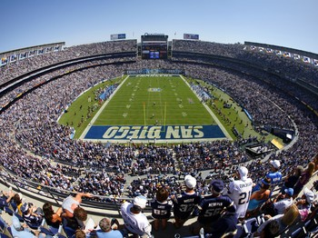 Live San Diego Chargers