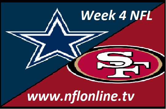San Francisco 49ers vs Dallas Cowboys