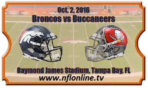 Tampa Bay Buccaneers vs Denver Broncos
