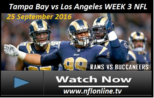 Tampa Bay vs Los Angeles live