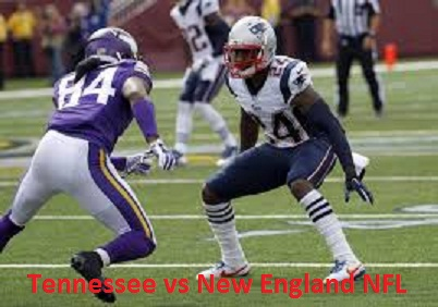 Tennessee vs New England