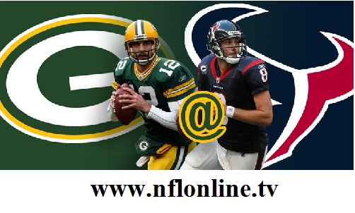 Houston Texans vs Green Bay Packers LIVE