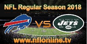 Bills VS Jets 2018 live streaming