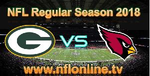 Packers VS Cardinals Live stream