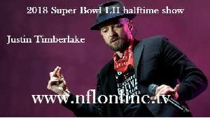Watch 2018 Super Bowl LII Halftime Show Live