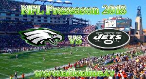 Watch Jets vs Eagles NFL 2018 Live